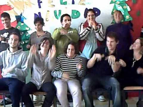 En Navidad en Lengua de Signos EQUA (Cádiz)