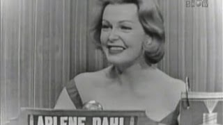 What's My Line? - Arlene Dahl (Apr 25, 1954)