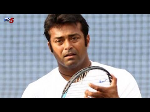 Uncertainty in Personal Life  Affecting My Game | Leander Paes : TV5 News