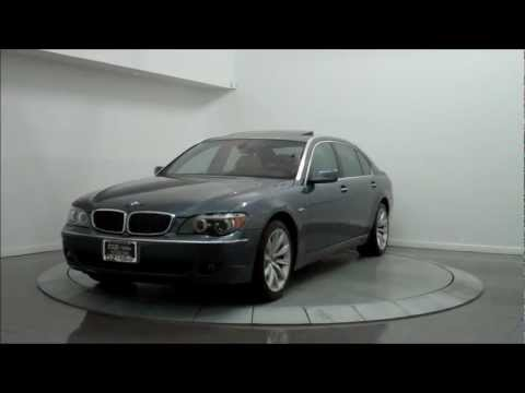 2008 BMW 750Li Luxury