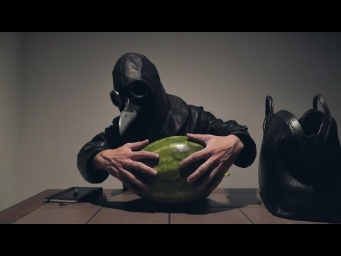 Binaural Melon Relaxation with Corvus D. Clemmons ASMR Plague Doctor