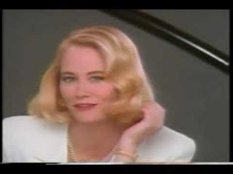 Loreal Classic Commercial Cybill Shepherd 1993 Video