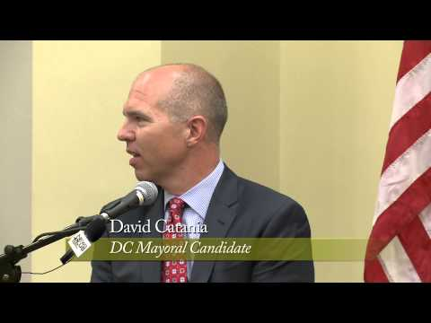 NewsPlus Byte: David Catania at The Hill Center Part. 1