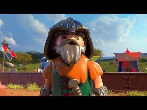 Playmobil Knights De Film Nederlands Youtube