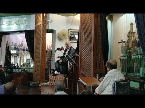 Allama Muntazir Abbas Naqvi - Majlis 01 - 2019