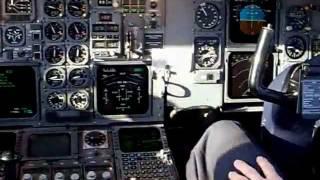 Lufthansa Airbus A300-600 Cockpit Video FRA-TXL Part 1/7