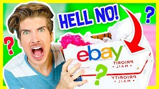 $500 EBAY MYSTERY BOX! (YOU WONT BELIEVE WHAT I GOT)