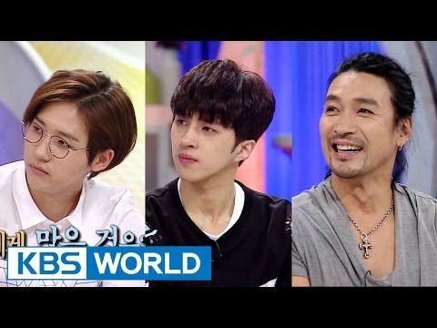 Hello Counselor - Shin Sungwoo, CNU & Ken (2015.06.22)