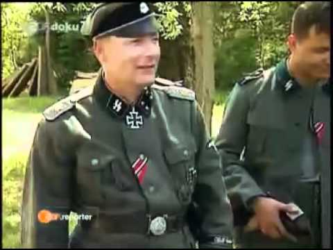 ZDF Reportage - Amerikaner in SS-Uniform