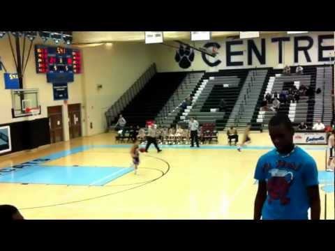 Centreville Wildcats VS Robinson Rams - Jan. 27, 2012 (Part 1)
