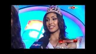 Miss India 2013 Navneet Kaur Dhillon talks about winning the title