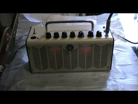 A Review Of The Yamaha THR 5 Guitar Amplifier.
