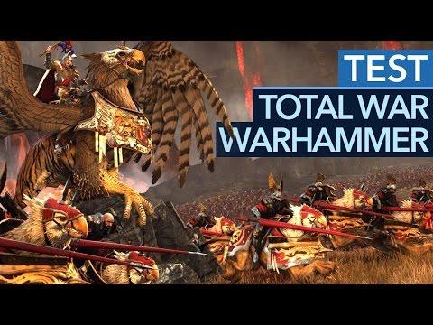 Total War: Warhammer - Test-Video: Gelingt die Total-War-Revolution?