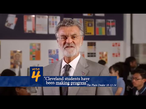 Mayor Frank Jackson's television ad for Issue 4
