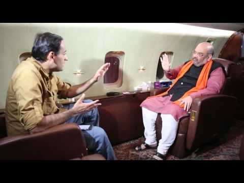 Shri Amit Shah's interview with Rahul Kanwal, Aaj Tak: 13.10.2015