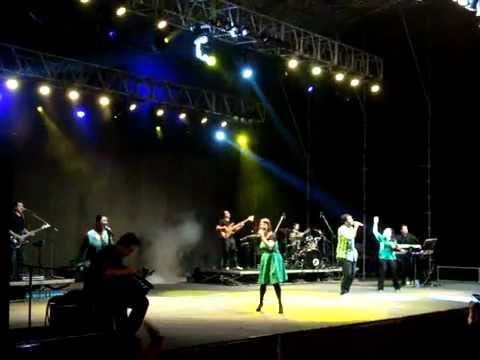 Abertura tempo De Festa - Diante Do Trono Em Salvador ba video