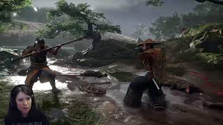 Ghost of Tsushima E3 2018 Gameplay Reaction!