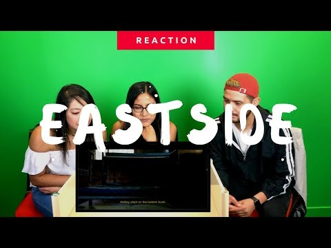 Benny Blanco, Halsey, & Khalid | Eastside  Reaction | The Millennial Chisme