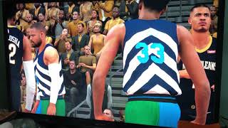 Tyson Chandler Part 2 Get That Cheese 🧀 Outta Here Not In My House NBA2K
