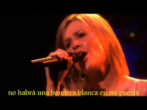 Dido - White Flag Subtitulado en Español