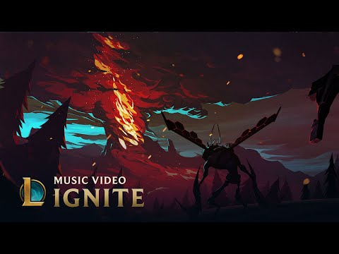 Zedd: Ignite | Worlds 2016 - League of Legends