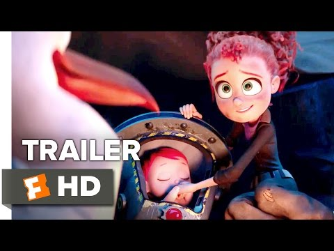 Storks TRAILER 2 (2016) - Kelsey Grammer, Andy Samberg Movie HD