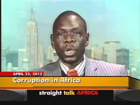Corruption and Unaccountable Government