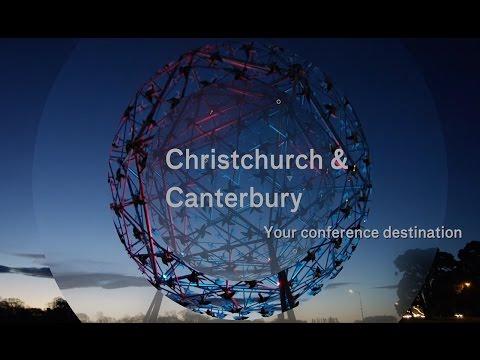 Christchurch & Canterbury Convention Bureau