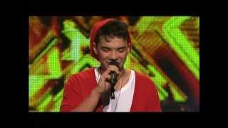 William Singe - Boot Camp - The X Factor Australia 2012  [FULL]