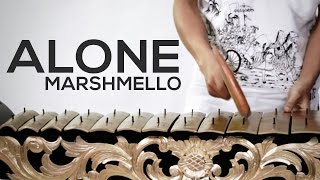 download lagu Alone Marshmello Ethnic gratis