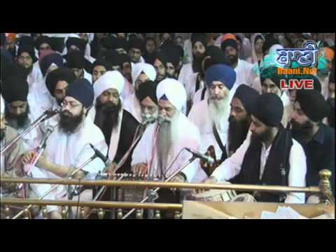 Giani Gurdev Singh Ji Rajouri Garden Samagam AKJ 19th May 2012