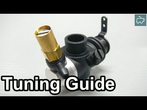 Nitro Engine Tuning Guide Part 1 - The Needles of the Carburettor