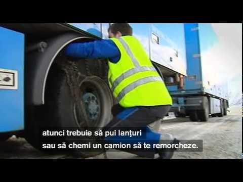 TV4VolvoTrucksRo: Condiţii extreme în Norvegia [ Tenden ]