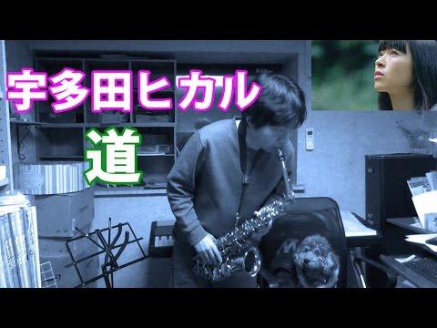 Utada Hikaru - Michi(道) - Alto Saxophone Cover