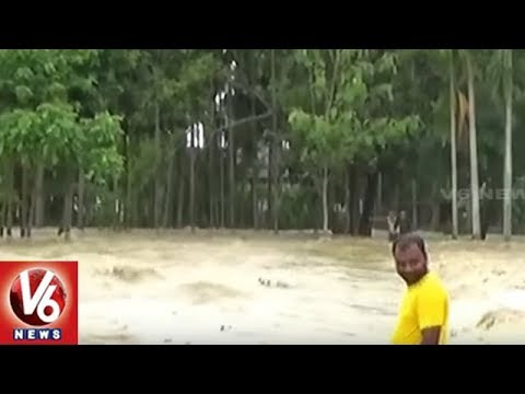 Assam Floods: NDRF Continues Relief And Rescue Operations | V6 News