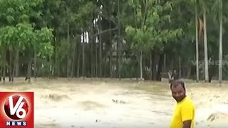 Assam Floods: NDRF Continues Relief And Rescue Operations