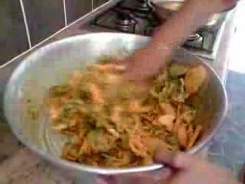 How to Make Vegetable Pakora