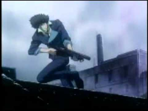 Amv   Cowboy Bebop & Trigun   Micheal Jackson   Smooth Criminal video