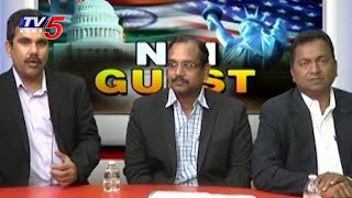 Ramesh Nutalapati, Gangadhar Desh and Sridhar Posani Interview on NATS 5th Convention