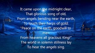 Watch Kutless It Came Upon A Midnight Clear video