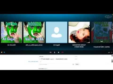 Ali Gujjar Cyber Rose Group 1 video