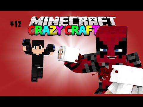 Cùng chơi Minecraft-CrazyCraft 2. 0 #12 : Deadpool