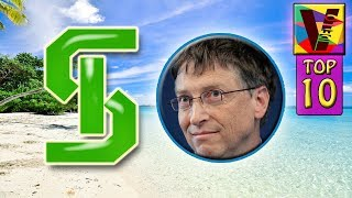 10 Expensive Things Owned By American Billionaire Bill Gates