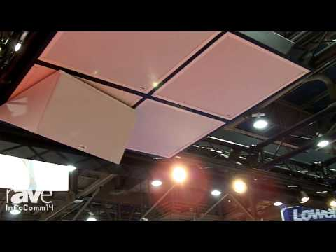 InfoComm 2014: KSI Professional Exhibits Its New Broad Range Ceiling Speakers