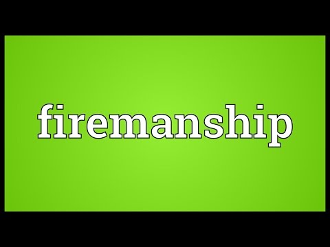 Header of Firemanship