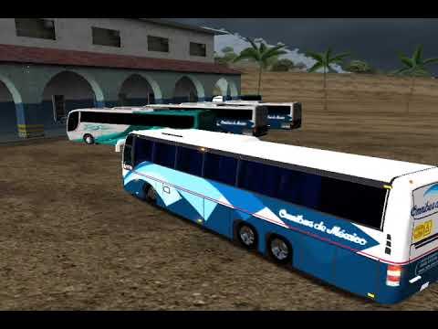 18 wos haulin Mod Bus Mexico 2011 Deluxe Edition