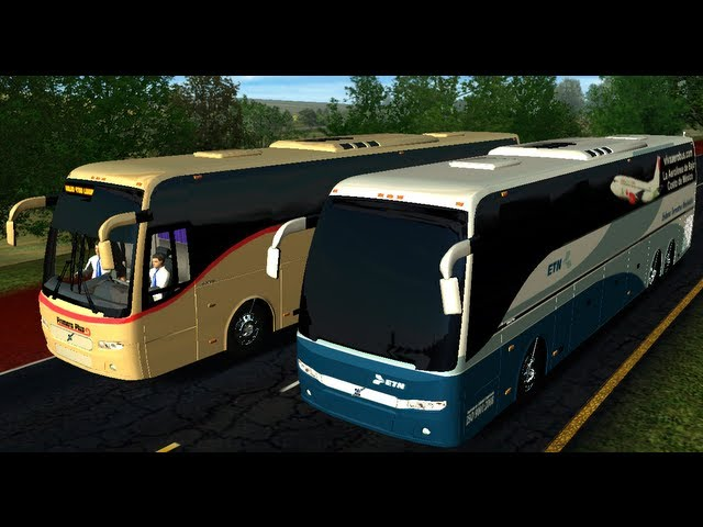 18 wos haulin Mod Bus Mexico 2011 Deluxe Edition