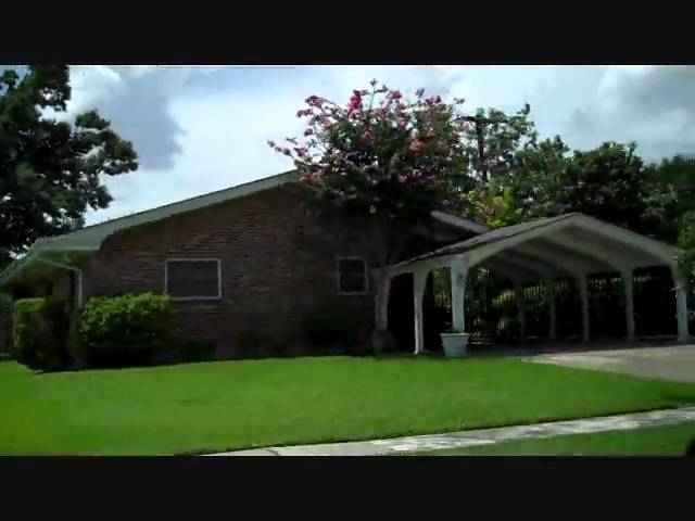Garden Park Neighborhood Tour, Gretna LA
