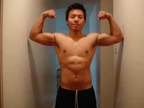 P90X Results Transformation Day 1 - 90