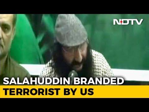 Syed Salahuddin Is Global Terrorist, Says US Ahead Of PM Modi-Trump Meet